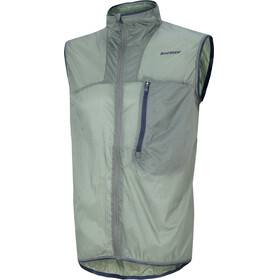 Ziener Casimir Wind Vest Men green mud